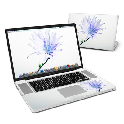 MacBook Pro 17in Skin - Floral