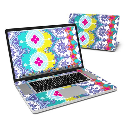 MacBook Pro 17in Skin - Florentine