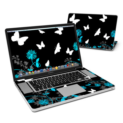 MacBook Pro 17in Skin - Fly Me Away