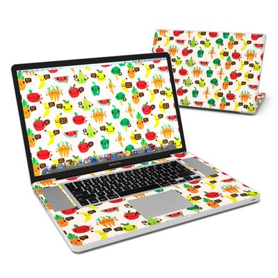 MacBook Pro 17in Skin - Fooditude