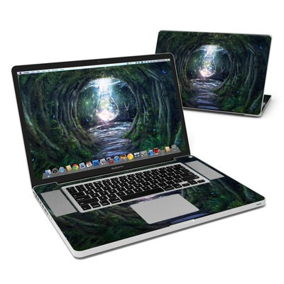 MacBook Pro 17in Skin - For A Moment