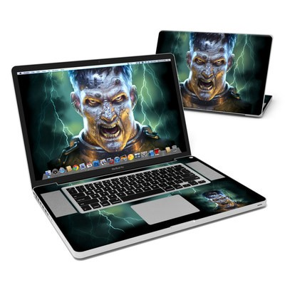 MacBook Pro 17in Skin - Frankenstein