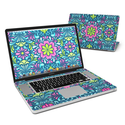 MacBook Pro 17in Skin - Freesia
