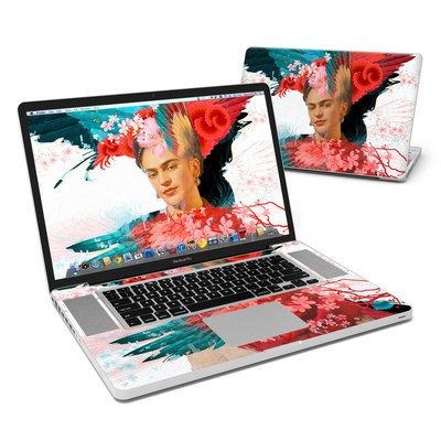 MacBook Pro 17in Skin - Frida