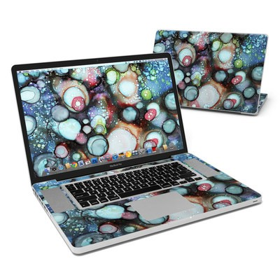 MacBook Pro 17in Skin - Galaxy A