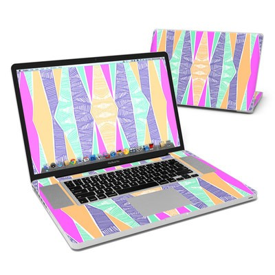 MacBook Pro 17in Skin - Gelato