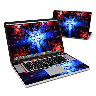 MacBook Pro 17in Skin - Geomancy
