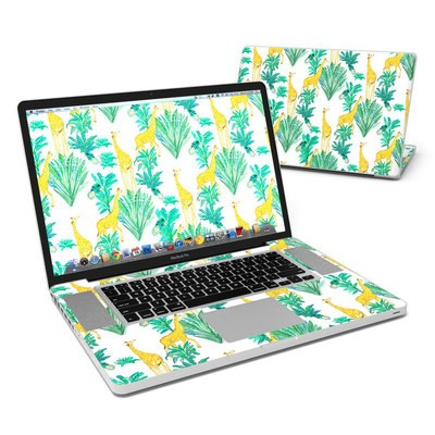 MacBook Pro 17in Skin - Girafa