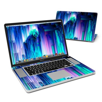 MacBook Pro 17in Skin - Glitch Trip