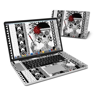 MacBook Pro 17in Skin - Mrs Gloria Vanderbone