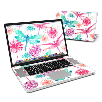 MacBook Pro 17in Skin - Gossamer