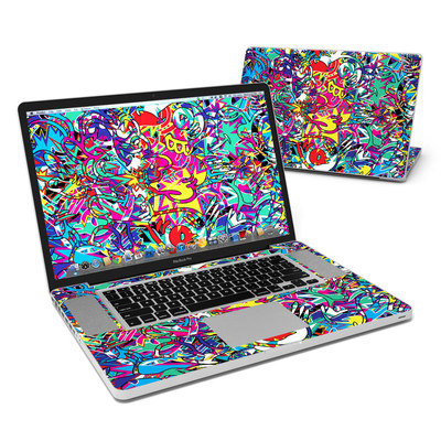 MacBook Pro 17in Skin - Graf