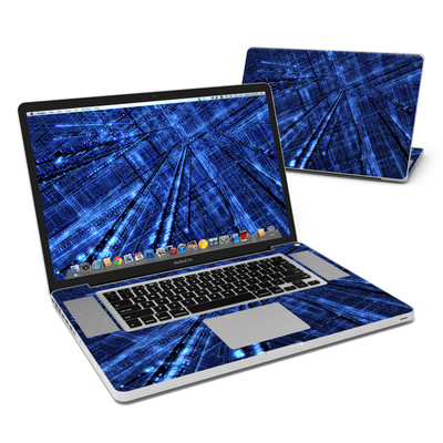 MacBook Pro 17in Skin - Grid