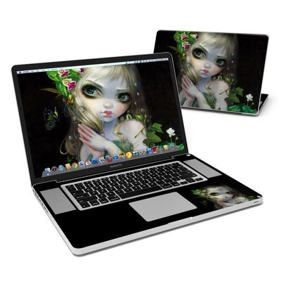 MacBook Pro 17in Skin - Green Goddess