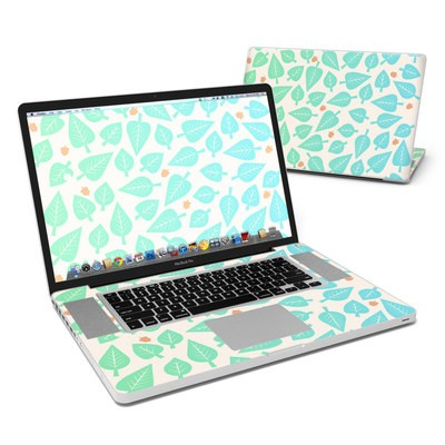 MacBook Pro 17in Skin - Happy Camper