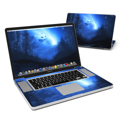MacBook Pro 17in Skin - Harbinger