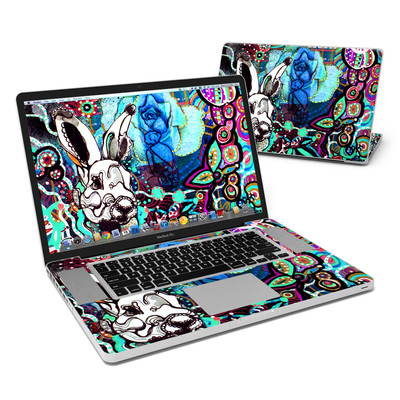 MacBook Pro 17in Skin - The Hare
