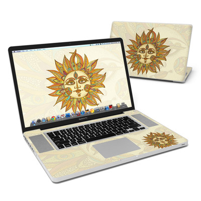 MacBook Pro 17in Skin - Helios