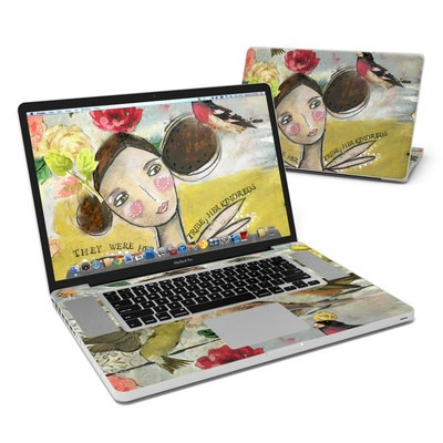 MacBook Pro 17in Skin - Her Tribe