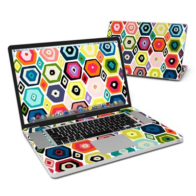 MacBook Pro 17in Skin - Hex Diamond