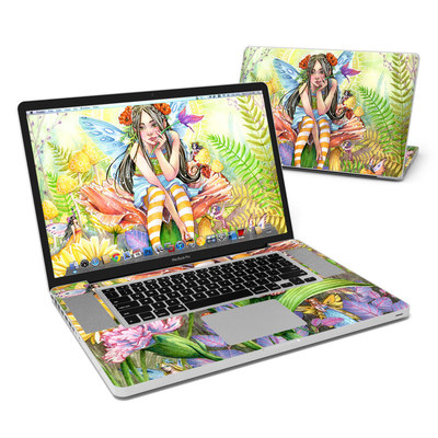 MacBook Pro 17in Skin - Hide and Seek
