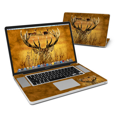 MacBook Pro 17in Skin - Hiding Buck