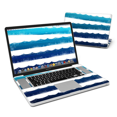 MacBook Pro 17in Skin - Horizon Lines
