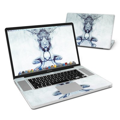 MacBook Pro 17in Skin - Holy Smoke