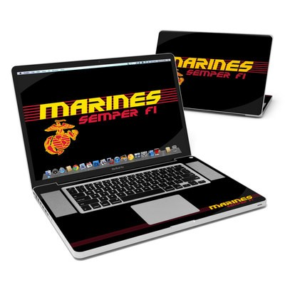 MacBook Pro 17in Skin - Honorable