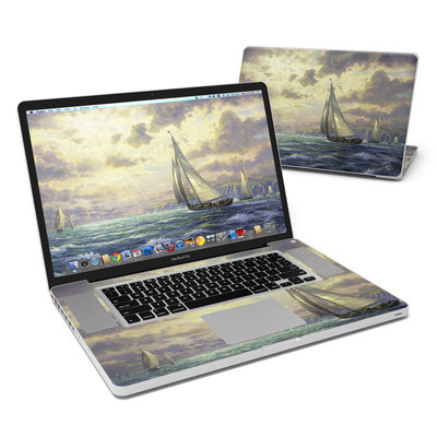 MacBook Pro 17in Skin - New Horizons