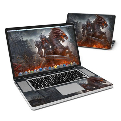 MacBook Pro 17in Skin - Horseman