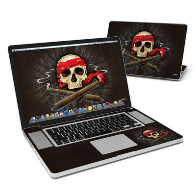 MacBook Pro 17in Skin - High Seas Drifter