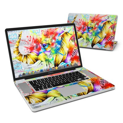 MacBook Pro 17in Skin - Headspring