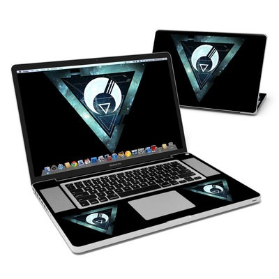 MacBook Pro 17in Skin - Hyperion