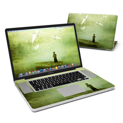 MacBook Pro 17in Skin - If Wishes