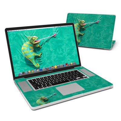 MacBook Pro 17in Skin - Iguana
