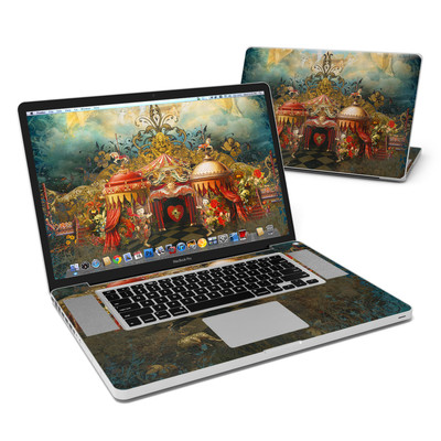 MacBook Pro 17in Skin - Imaginarium