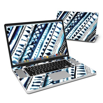 MacBook Pro 17in Skin - Indigo