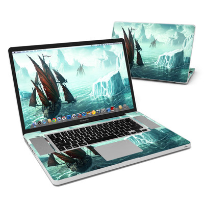 MacBook Pro 17in Skin - Into the Unknown