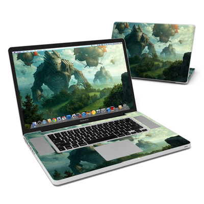 MacBook Pro 17in Skin - Invasion