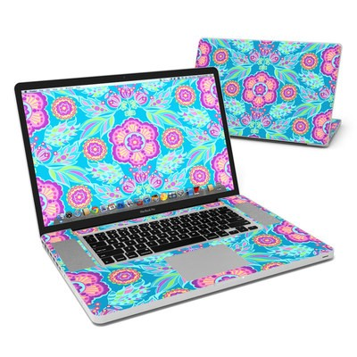 MacBook Pro 17in Skin - Ipanema