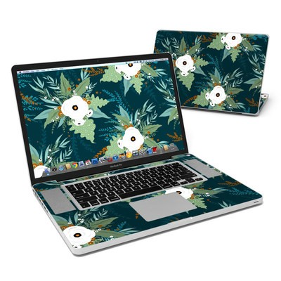 MacBook Pro 17in Skin - Isabella Garden