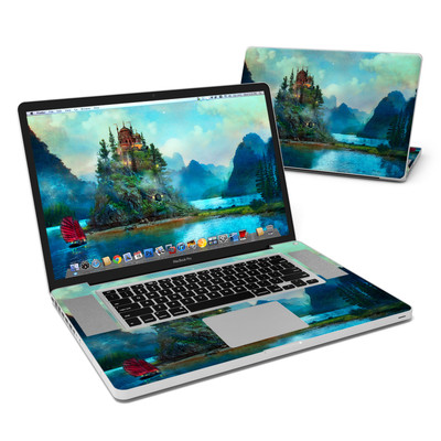 MacBook Pro 17in Skin - Journey's End