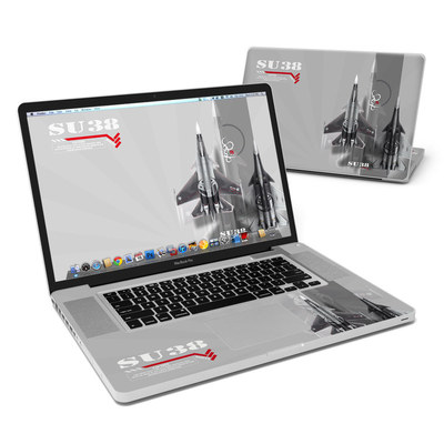 MacBook Pro 17in Skin - Jet Fighter