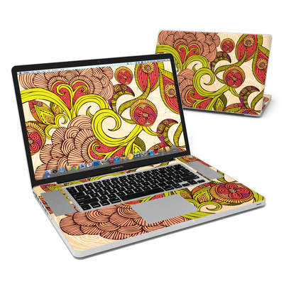 MacBook Pro 17in Skin - Jill