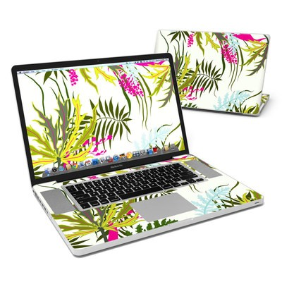 MacBook Pro 17in Skin - Josette Morning