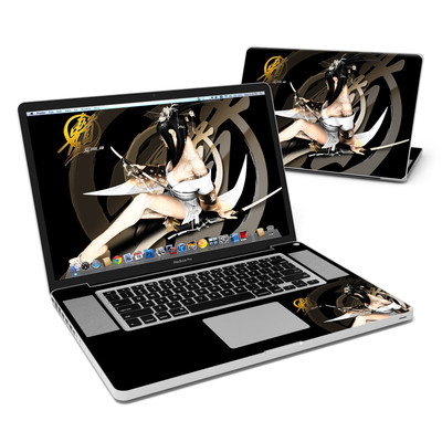 MacBook Pro 17in Skin - Josei 4