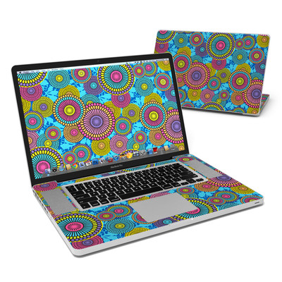 MacBook Pro 17in Skin - Kyoto