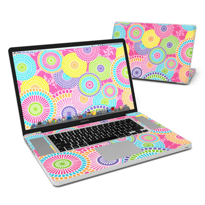 MacBook Pro 17in Skin - Kyoto Springtime