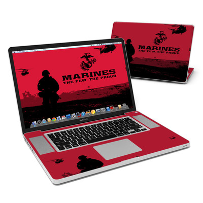 MacBook Pro 17in Skin - Leadership